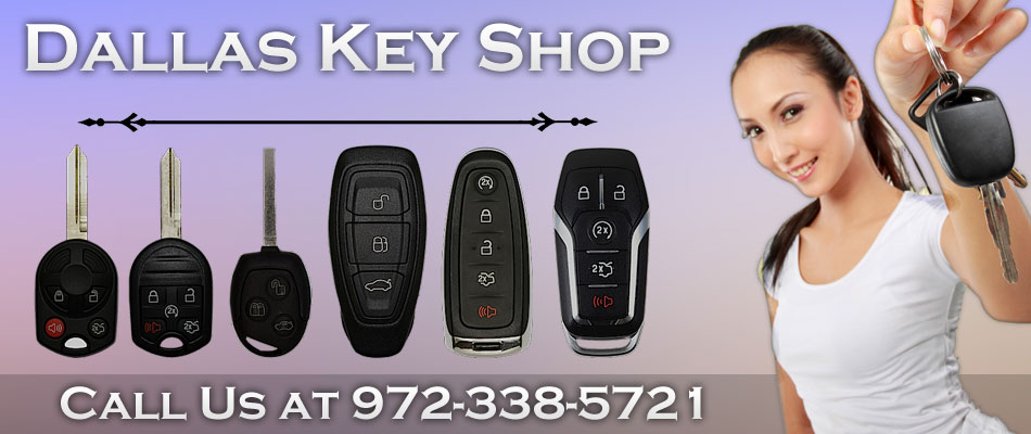 Dallas Key Shop TX banner